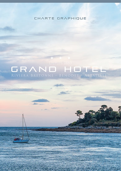 Charte Graphique du Grand Hotel