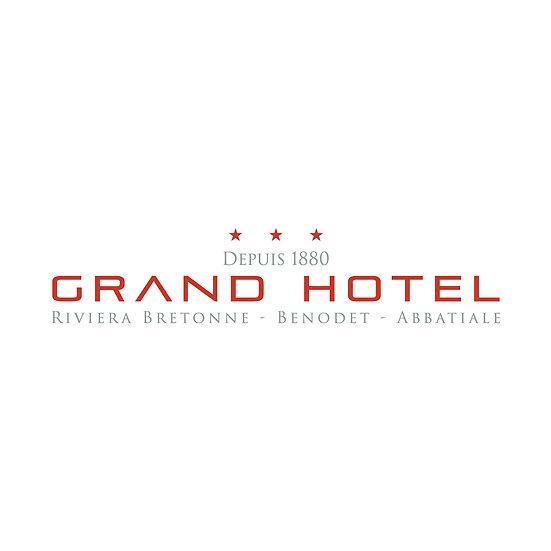 Logo Grand Hôtel Odace Design