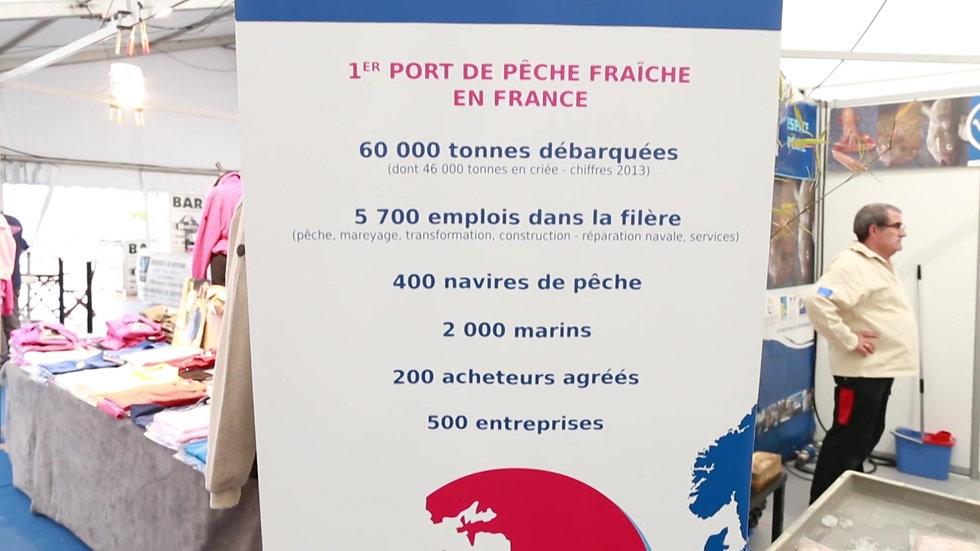 Village étape Solitaire du Figaro - CCI