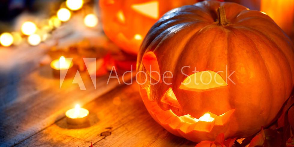 Halloween - Venez déguisé à la biscuiterie