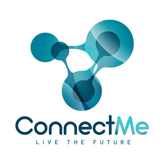 Logo Connect Me Odace Design