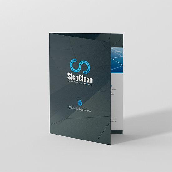 Brochure A5 SicoClean