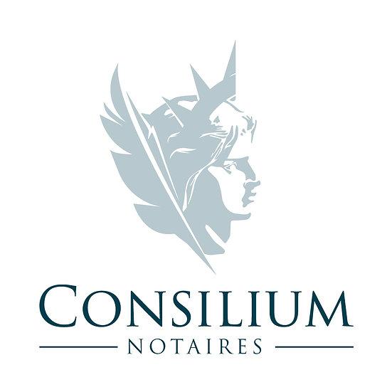 Logo Consilium Notaires