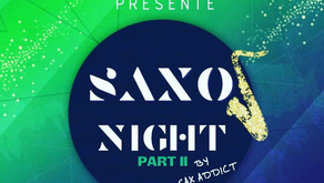 Soirée Saxo Night