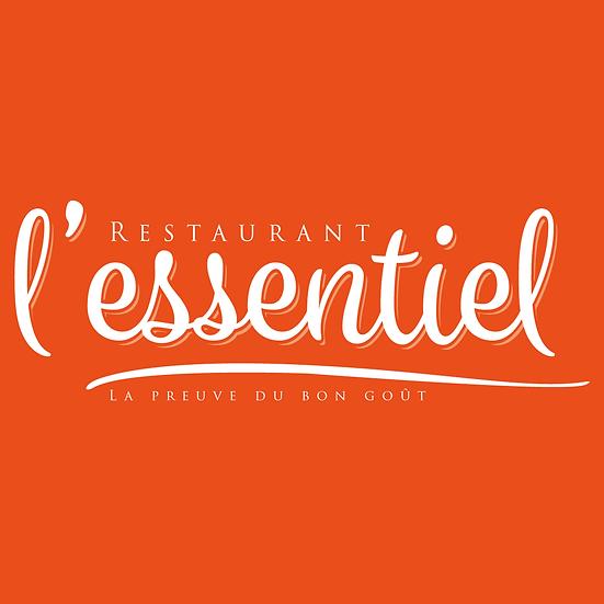 Logo Restaurant l'essentiel