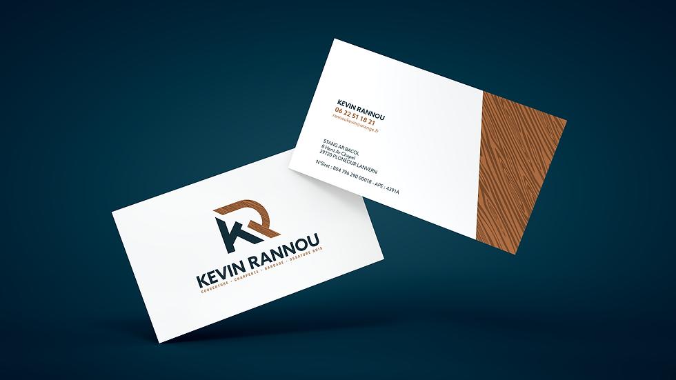 Cartes de visite Kevin Rannou