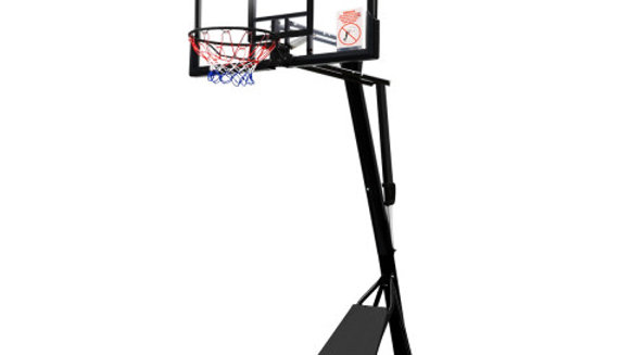 Everfit Pro Portable Basketball Stand System Ring Hoop Net Height Adjustable 3.0