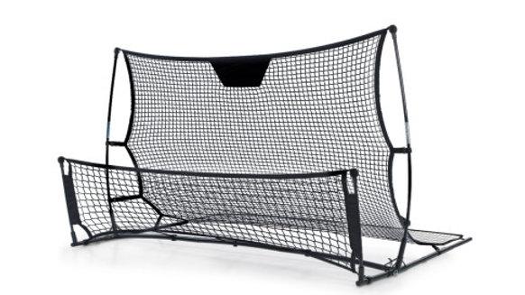 Everfit Portable Soccer Rebounder Net Volley Training Football Goal Trainer XL
