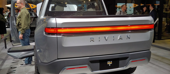 Electric Rivian Gets a Boost From Ford