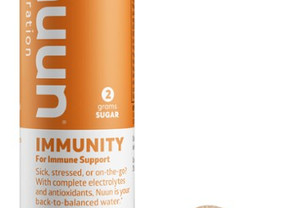 Travel Tuesdays: Nuun Immunity