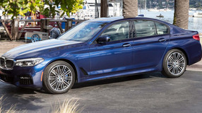 2017 BMW Series 5 Review: Precision Meets High Tech Street Smarts