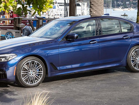 2017 BMW Series 5 Review: Precision Meets High Tech Street Smarts