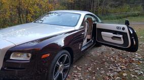 Rolls-Royce Wraith: Driving a $400K Dream Machine