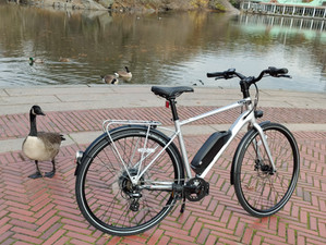 Travel Tuesdays: Charge City eBike, the Perfect Commuter