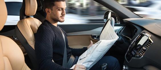 The Autonomous Car vs. Human Nature