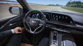 Super Cruise Goes Big in the 2021 Cadillac Escalade