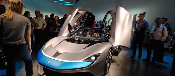 The Week in Autonomy: NY Auto Show Kicks Off