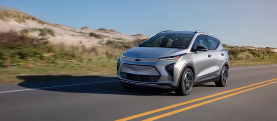 Preview: Chevy Updates the Bolt with an EUV