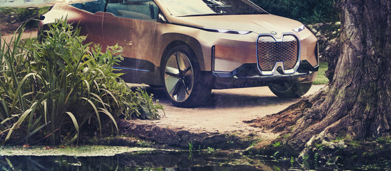 BMW's High-Flying Concept Car