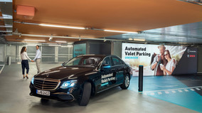 Is Parking the First Task to Go Autonomous?