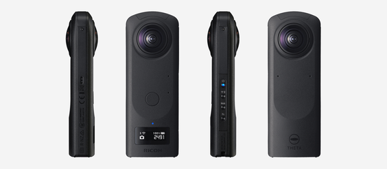 Travel Tuesdays: Ricoh Theta Z1 360 Degree Camera