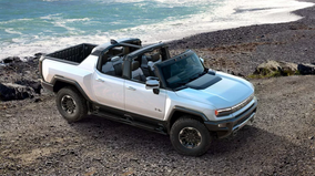Travel Tuesdays: Hummer EV for Off-Road Adventures