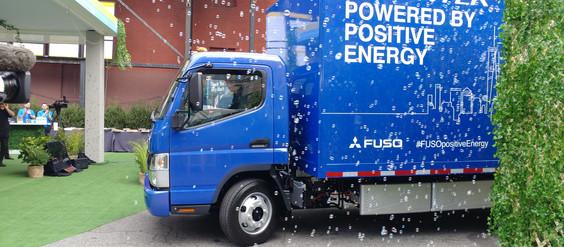 Daimler's First Electric Trucks Take Manhattan, Aim to Supplant Diesel