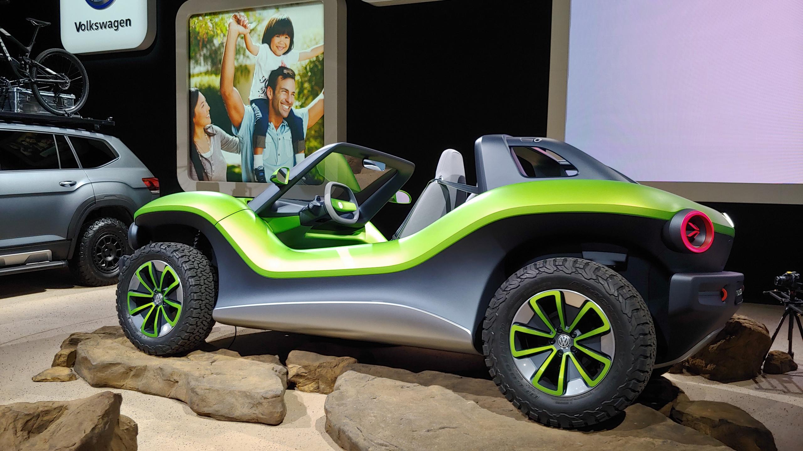 Volkswagen ID Buggy concept car