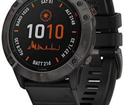 Travel Tuesdays: Garmin Fenix 6X Pro Solar