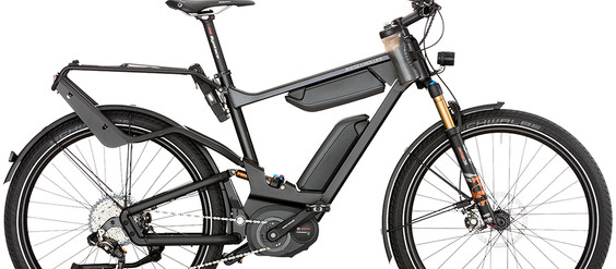 A Tesla Too Pricey? E-Bikes Offer Entry-Level Electric Transportation