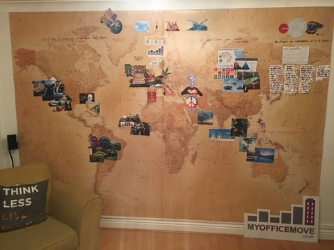 The Power of a Vision Board