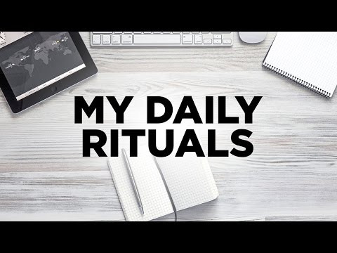 Why Morning Rituals Make Every Day Successful, And How To Create Yours.