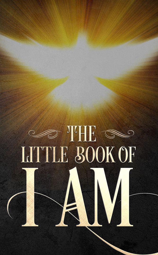 The little book of I AM  Front cover.jpg