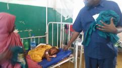 Mogadishun sairaalassa jaossa uusia vaat