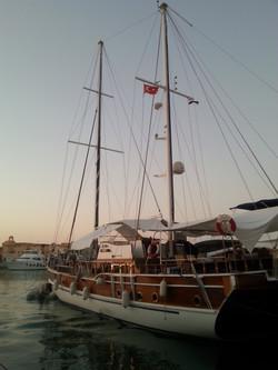 Boat trip Kyrenia