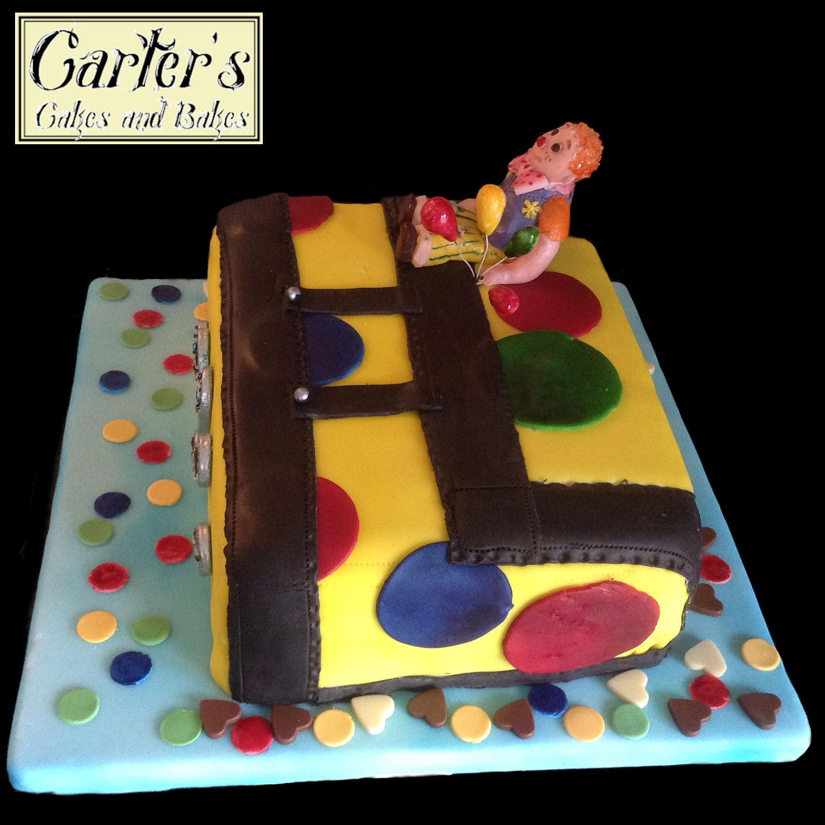 Valentino Birthday Cake