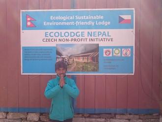 Zpráva o činnosti spolku Ecolodge Nepál za rok 2018