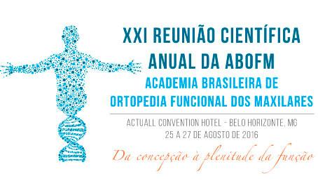 XXI Reunião Científica Anual da ABOFM