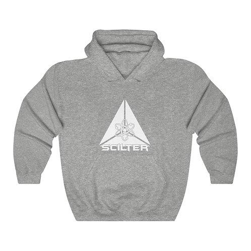 "Unisex Heavy Blend™ Hooded Sweatshirt ""Atomic Design"""