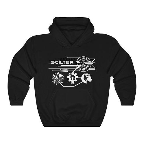 "Unisex Heavy Blend™ Hooded Sweatshirt ""Ballistic Design"""