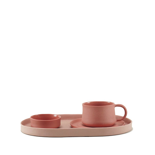 Pure Pink Türk Kahvesi Seti