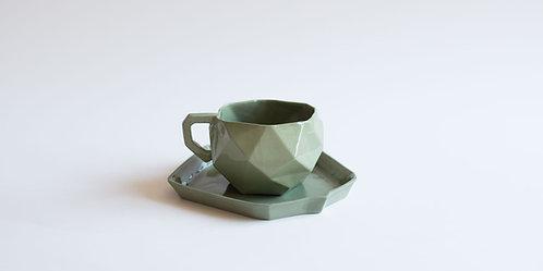 Nefertiti Fincan - Olive