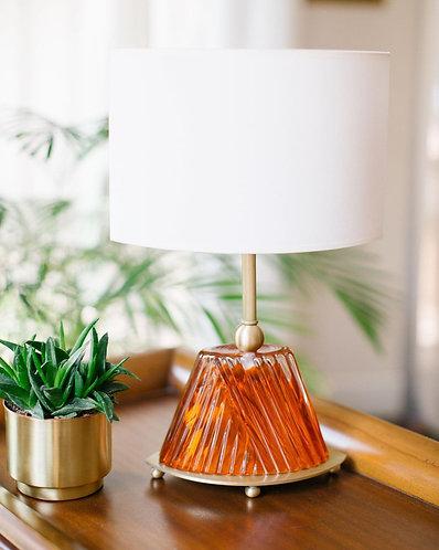 Mini Orange Baby Lamp