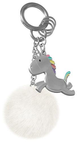 Unicorn Ponpon Anhtarlık