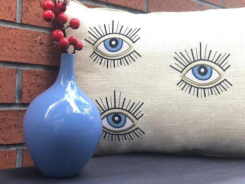 Blue Eye Yastık