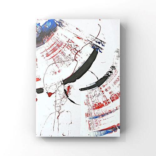 Lineup Akrilik Baskı Poster - III