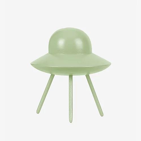 Spacy Heykelcik - Pastel Yeşil