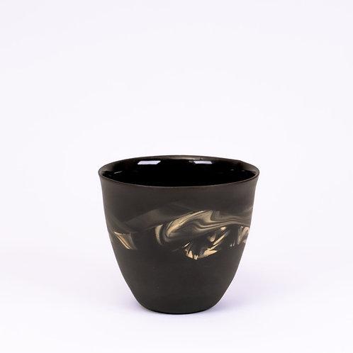 Porcelain Smoky Standard Cup