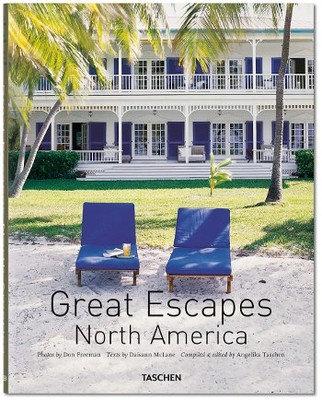 Great Escapes North America - Book