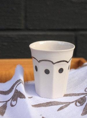 Pop Art Cup - Corner